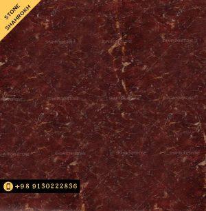 سنگ-مرمرین-رز-پرشیا-آذرشهر-زمینه زرشکی