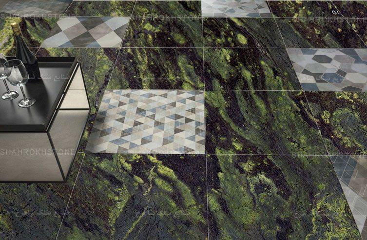 نما-سنگ-کف-گرانیت-سبز-جنگلی-بیرجند