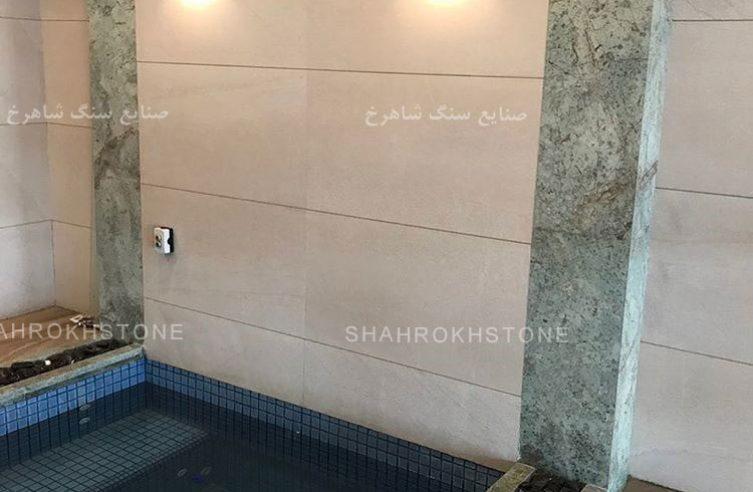 نما سنگ گرانیت آبی و فیروزه ای مشهد (7)